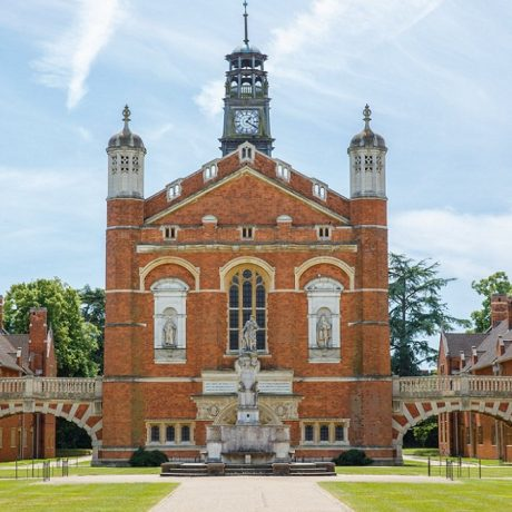 Education in the UK, boarding schools, success story - Christ's Hospital School